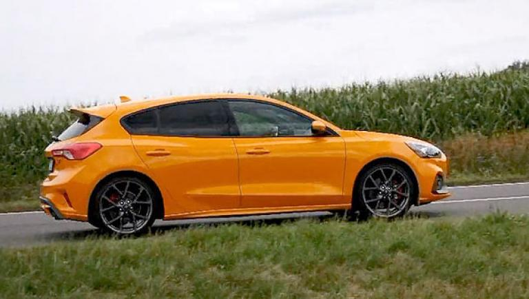 Ford Focus ST - Neuauflage in 3. Generation