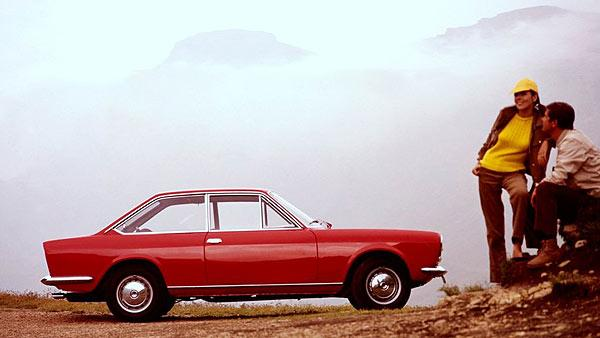 Fiat 124 Sport Coup ab 1967