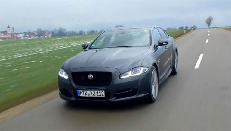 Luxus-Flaggschiff Jaguar XJ R-Sport