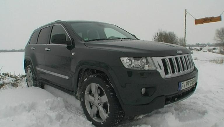 Fünfte Generation Jeep Grand Cherokee