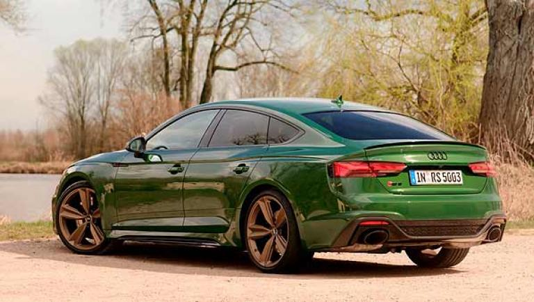 Audi RS5 Sportback und Coupe