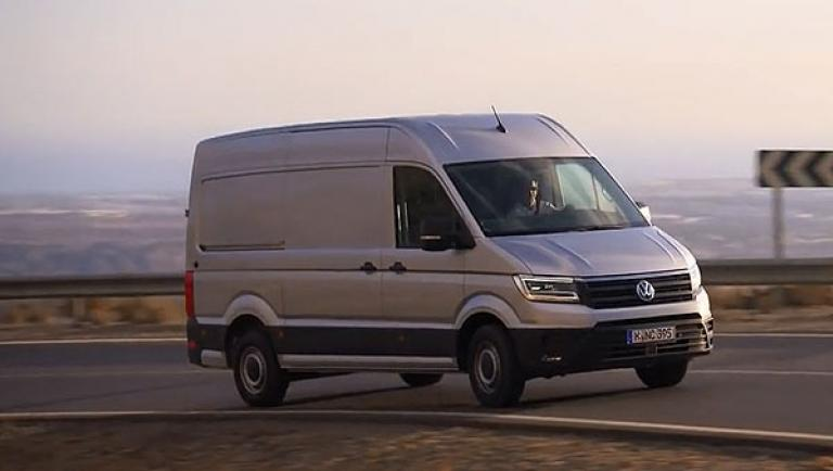 Studie VW California XXL