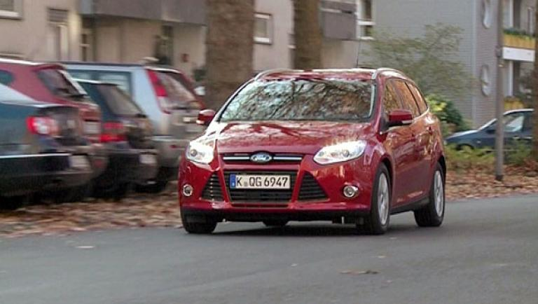 Ford Focus Turnier Videonews