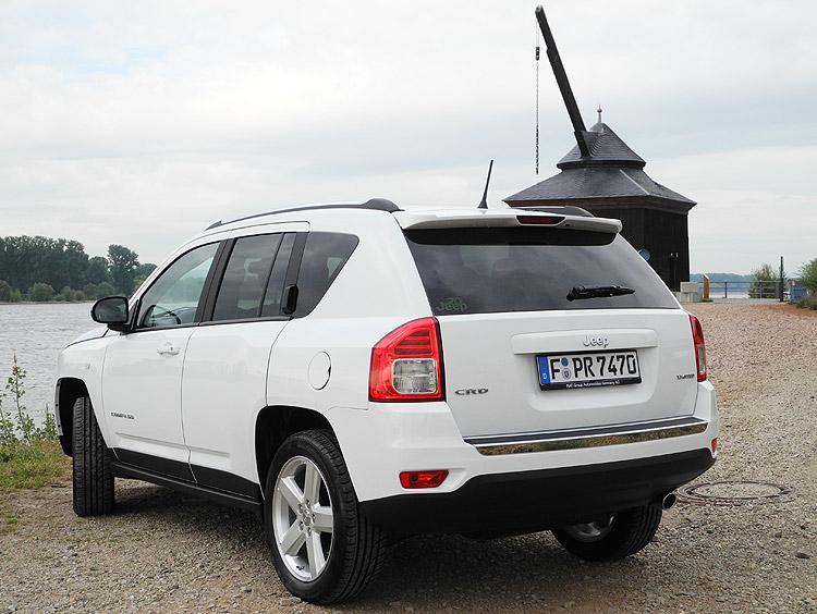 Jeep Compass Heck