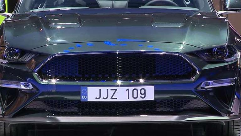Highlights vom Genfer Autosalon 2018