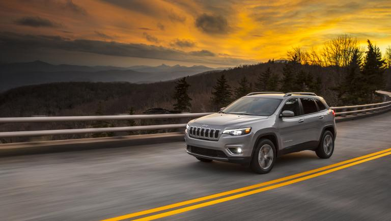 Jeep Cherokee Neuwagen Video