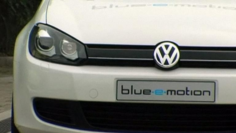 VW BLUE MOTION Modelle