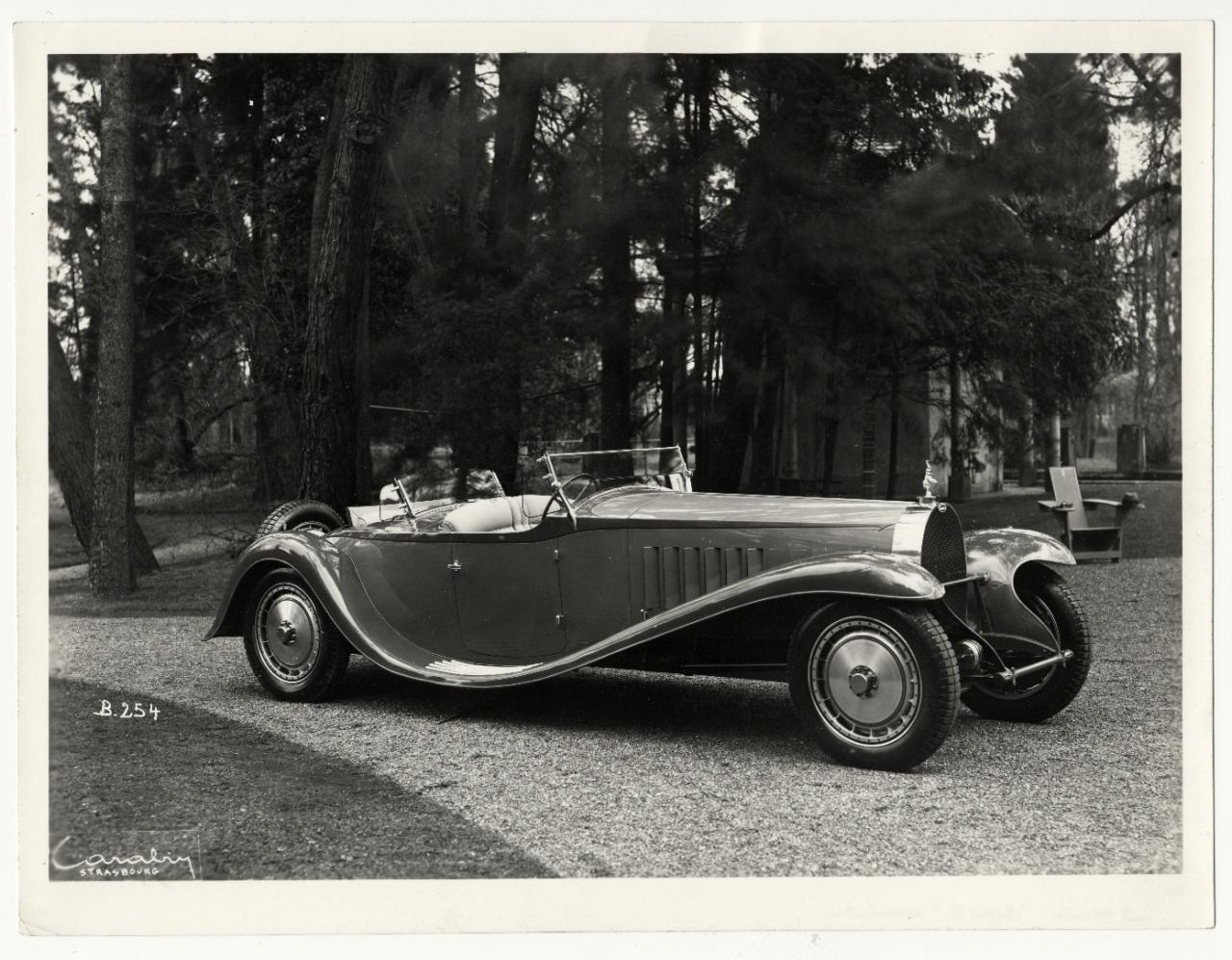 Bugatti Type 41 Royale Roadster ab 1926