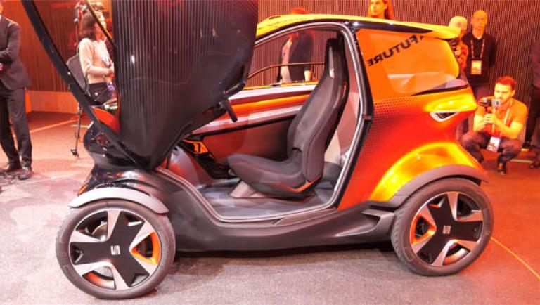 Seat Minimo - Mobile World Congress 2019