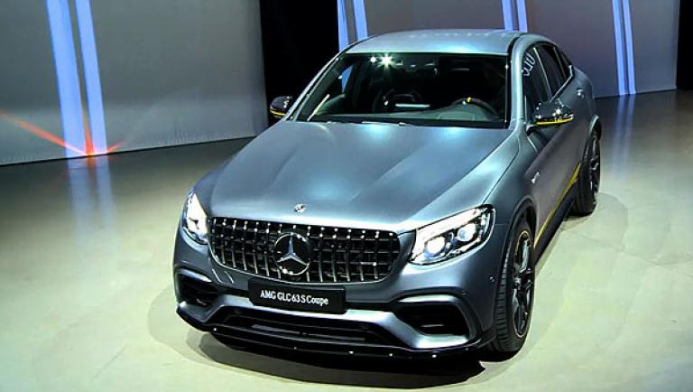 Mercedes Media Night NYIAS 2017