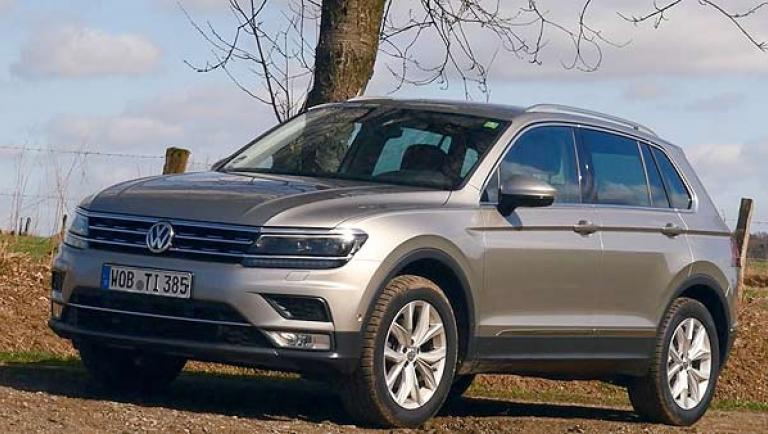 VW Tiguan - 2. Generation des Klassikers