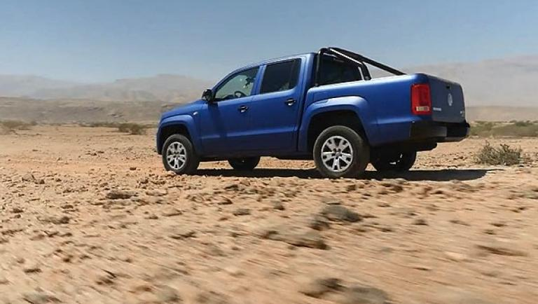 Volkswagen Amarok Adventure Tour