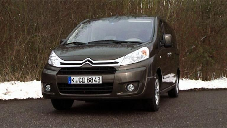 Citroen Jumpy Multispace Selection