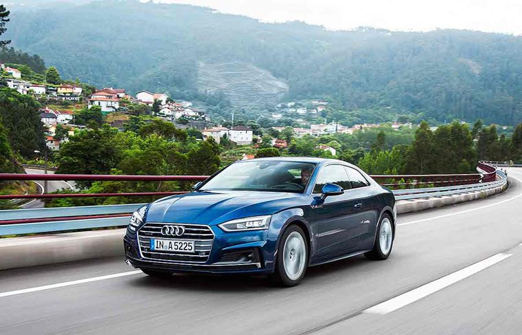 Audi A5/S5 Coup