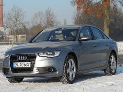 Audi A6 2,8 FSI – Up not down