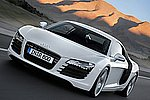 Audi R8: Unterwegs zur Pole Position