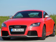 Audi TT RS – Hochleistungssportler