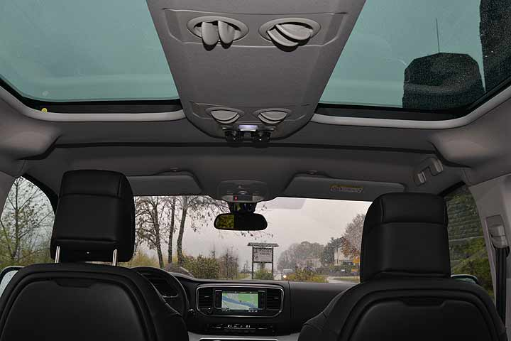 Citroen SpaceTourer Dach