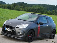 Citroen DS 3 Racing Cabriolet