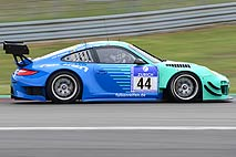 Falken Motorsport Porsche 911 GT3 R am Ring