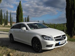 Mercedes CLS 250 CDI Shooting Brake