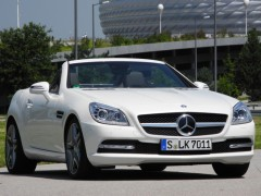 Mercedes-Benz SLK 200 – Slim fit