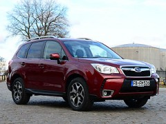 Subaru Forester 2,0D Exclusive