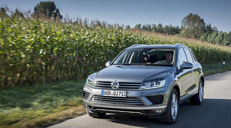 Volkswagen Touareg Executive