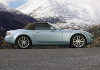 Open Air-Luxus im Mazda MX-5 NISEKO