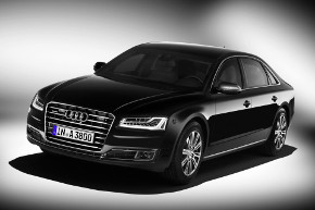 Audi A8 L Security | Foto: Audi