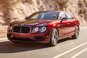 Bentley Flying Spur V8 S | Foto: Bentley