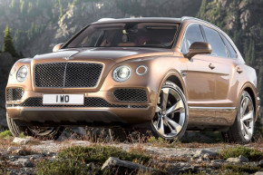 Bentley Bentayga | Foto: Bentley