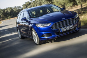 Ford Mondeo | Foto: Ford