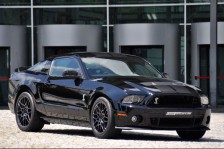 Ford Mustang Shelby GT 500 Coup