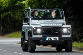 Land Rover Defender | Foto: Land Rover