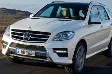 Mercedes ML 350 BlueTec