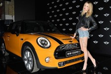 Mini-Weltpremiere London