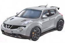 Nissan JUKE Sonderedition