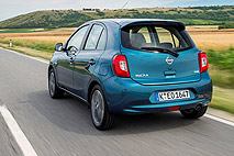 Nissan Micra Heck | Foto: Nissan