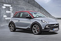 Nach der Top-Version Adam S stellt Opel nun den Adam Rocks S vor. | Foto: Opel