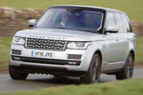 Range Rover SV Autobiography | Foto: Land Rover