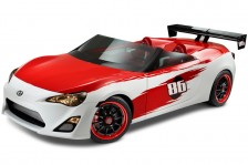 Scion FR-S Cartel Speedster