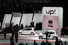 Volkswagen Up! in Genf