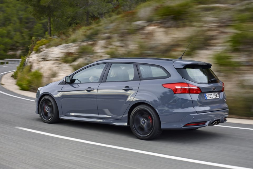 Ford Focus ST Turnier | Foto: Ford