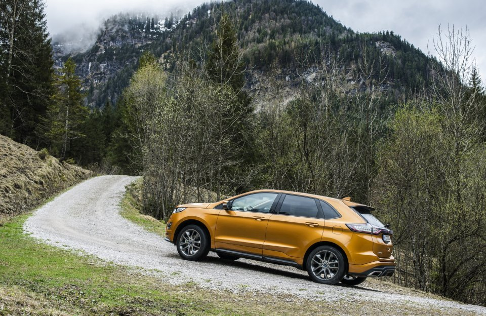 Ford bringt den Edge | Foto: Ford