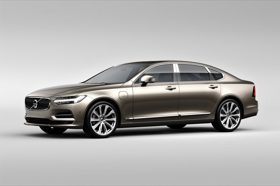 Volvo baut den S90 Excellence in China | Foto: Volvo
