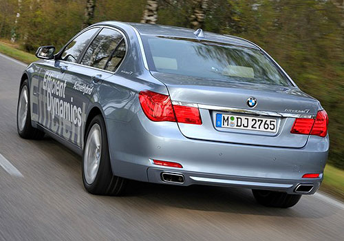BMW ActiveHybrid 7