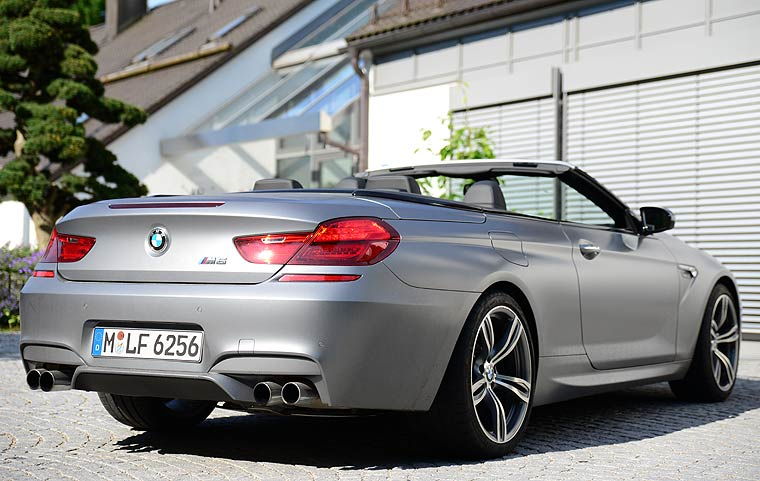bmw m6 cabriolet thunderstroke. Black Bedroom Furniture Sets. Home Design Ideas