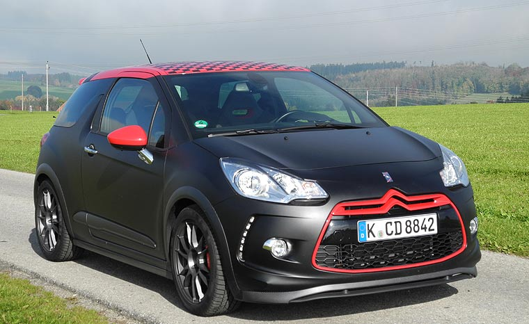 Citroen DS3 Racing Neuwagen