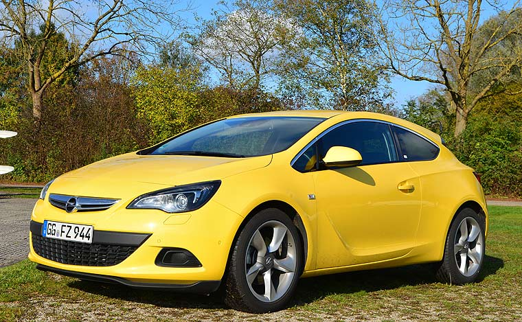 opel astra gtc 1 6 turbo leistungsspritze. Black Bedroom Furniture Sets. Home Design Ideas